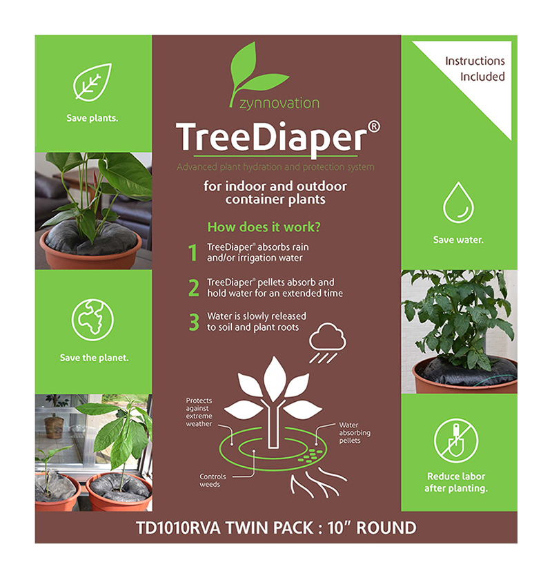 1010vAT - Model#TreeDiaper10 Twin Pack