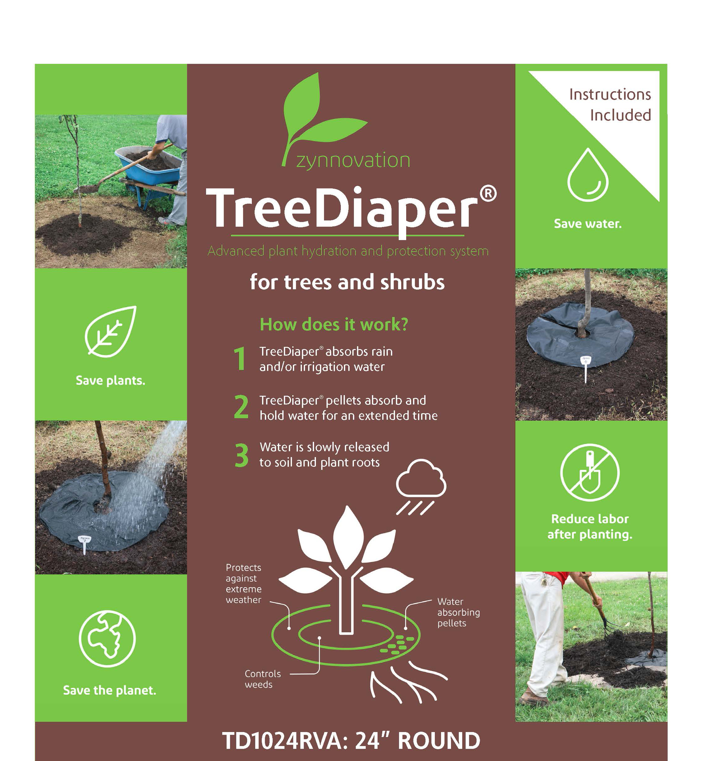 Tree Diaper Products