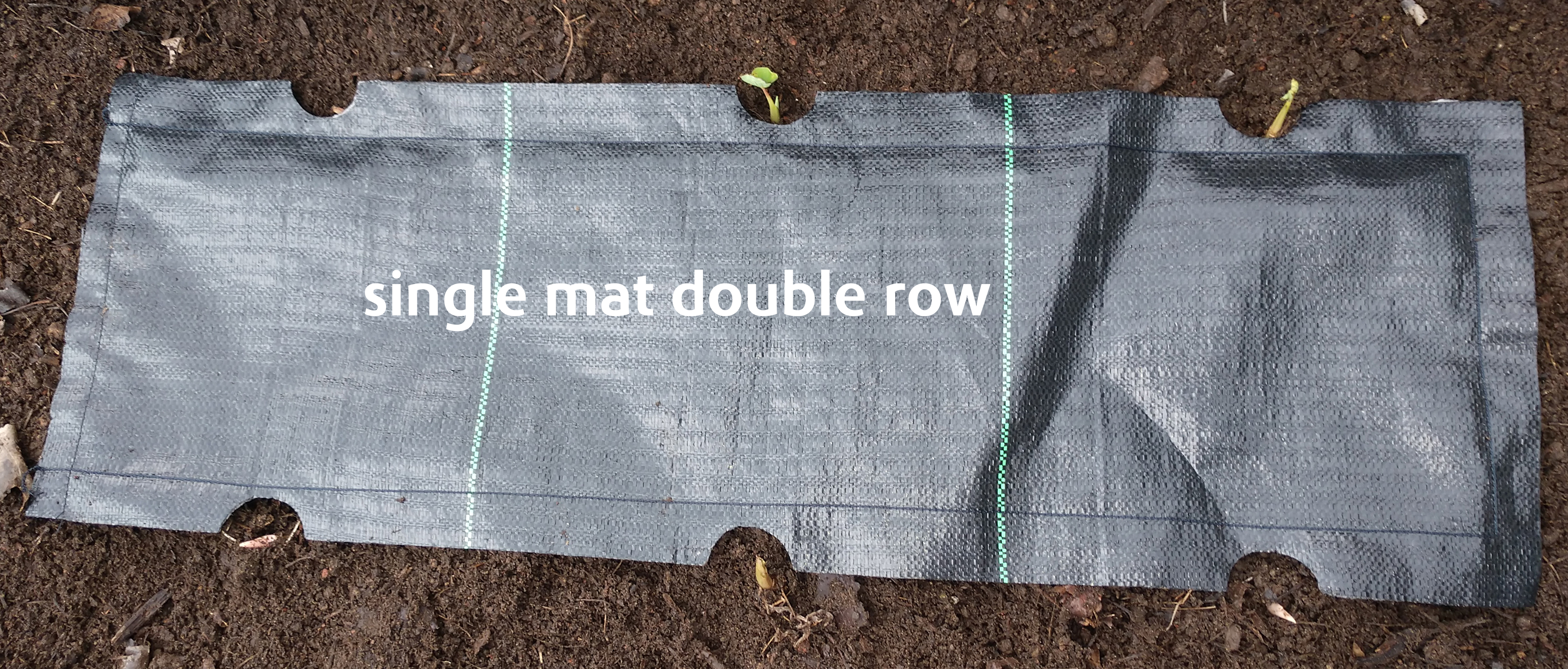 GM3612 - Model#TreeDiaper<sup>®</sup> garden mat GM3612 twin pack
